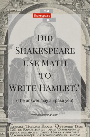 where did shakespeare write hamlet