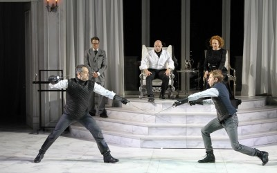 Staging the Fight: Hamlet, Laertes, and the Rapier