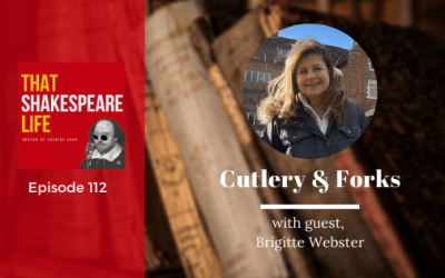 Ep 112: Cutlery and Forks with Brigitte Webster