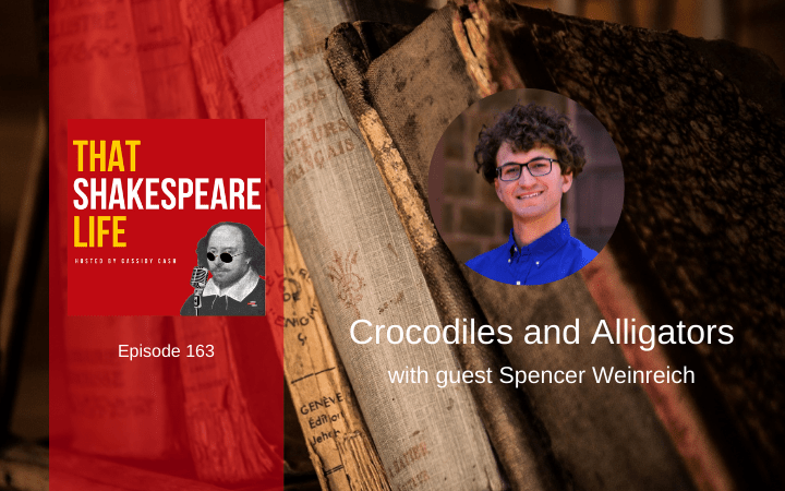 Ep 163: Crocodiles and Alligators with Spencer Weinreich