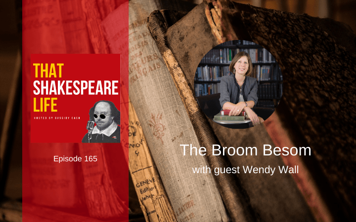 Ep 165: The Broom Besom with Wendy Wall