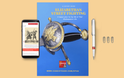 Elizabethan Street Fighting Complete Lesson Pack