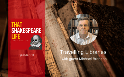 Ep 180: Travelling Libraries with Michael Brennan Detailed Show Notes