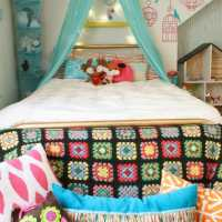 Emmy's Vintage Eclectic Bedroom