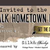 Sweet Clover with Silk & Burlap Present the Hometalk Hometow