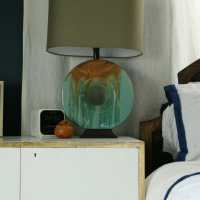 New Nightstand Lamps in Our Bedroom