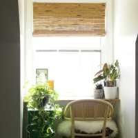 Affordable Custom Bamboo Blinds