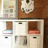 Adding Legs to an Ikea Kallax Bookcase