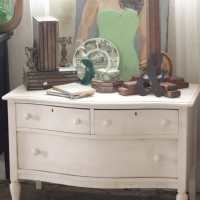 Thrift Score Thursday: Palmer Pink Dresser