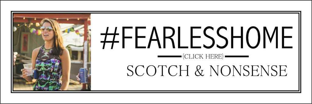 Scotch & Nonsense button
