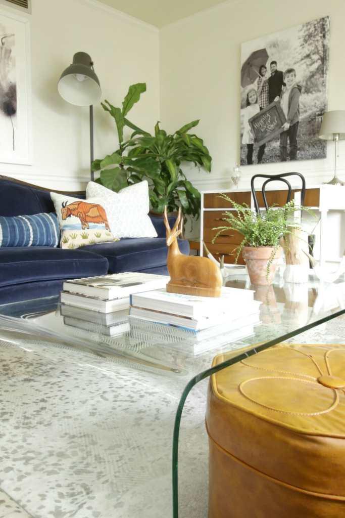 eclectic-modern-vintage-living-room