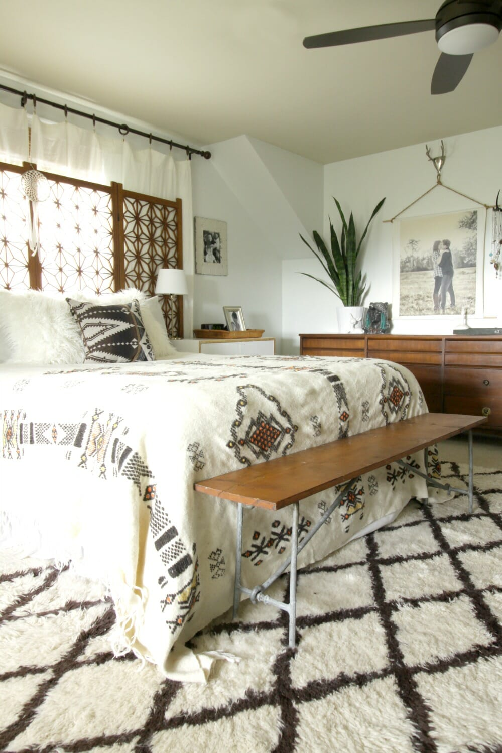 Thrift Score Thursday Boho Bedding Cassie Bustamante