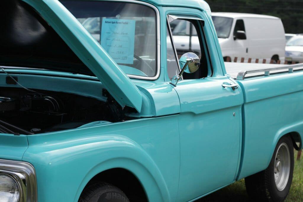 Vintage Ford Pickup