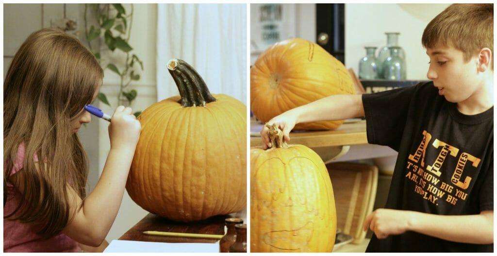 designing-pumpkins-carving