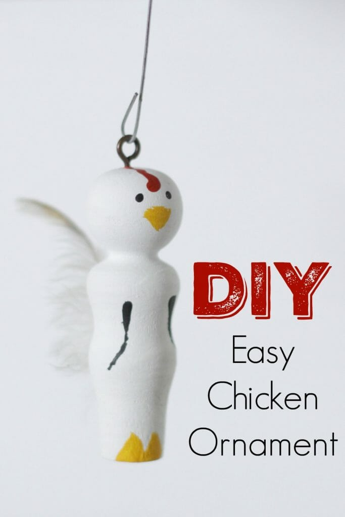 diy-chicken-ornament