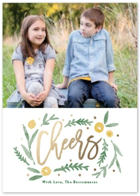 Mustard Minted Cards