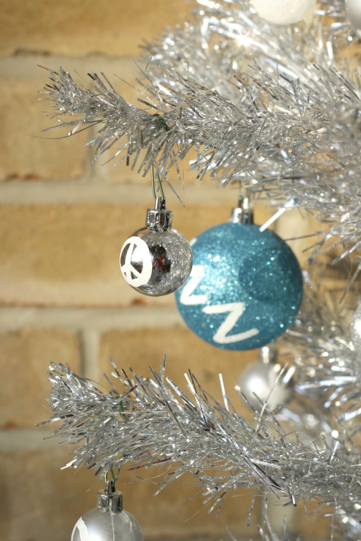 Diy Moon Phase Christmas Tree Cassie Bustamante