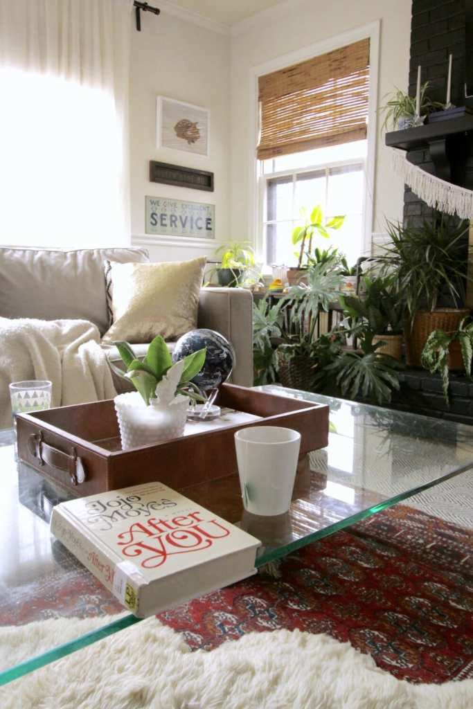 Cozy Reading at Home with After You
