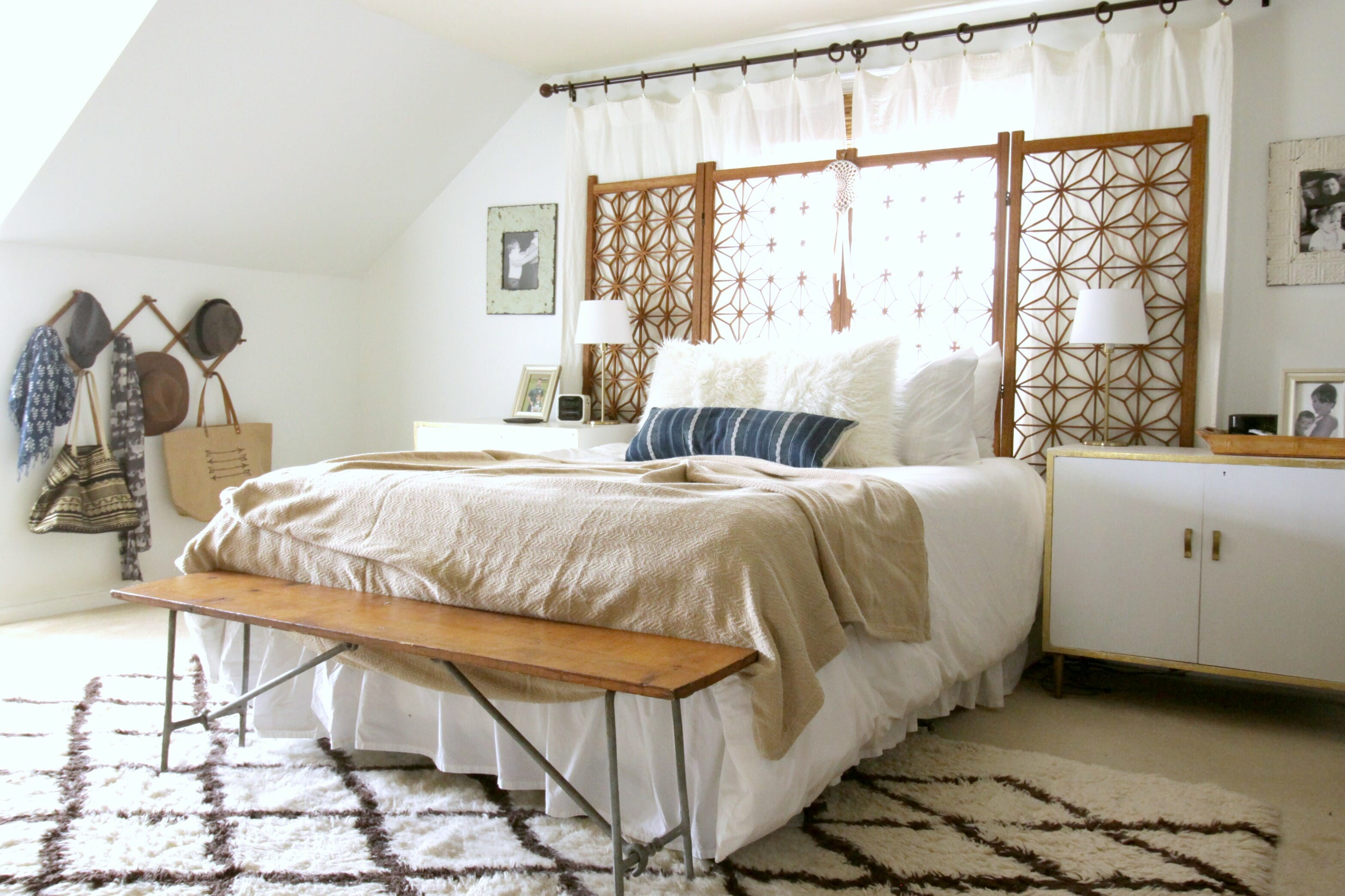 makeover bohemian furniture bedroom room hippie boho inspired watch youtube my