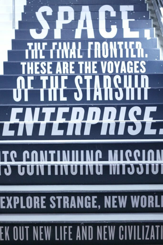 Museum of Pop Culture- Star Trek