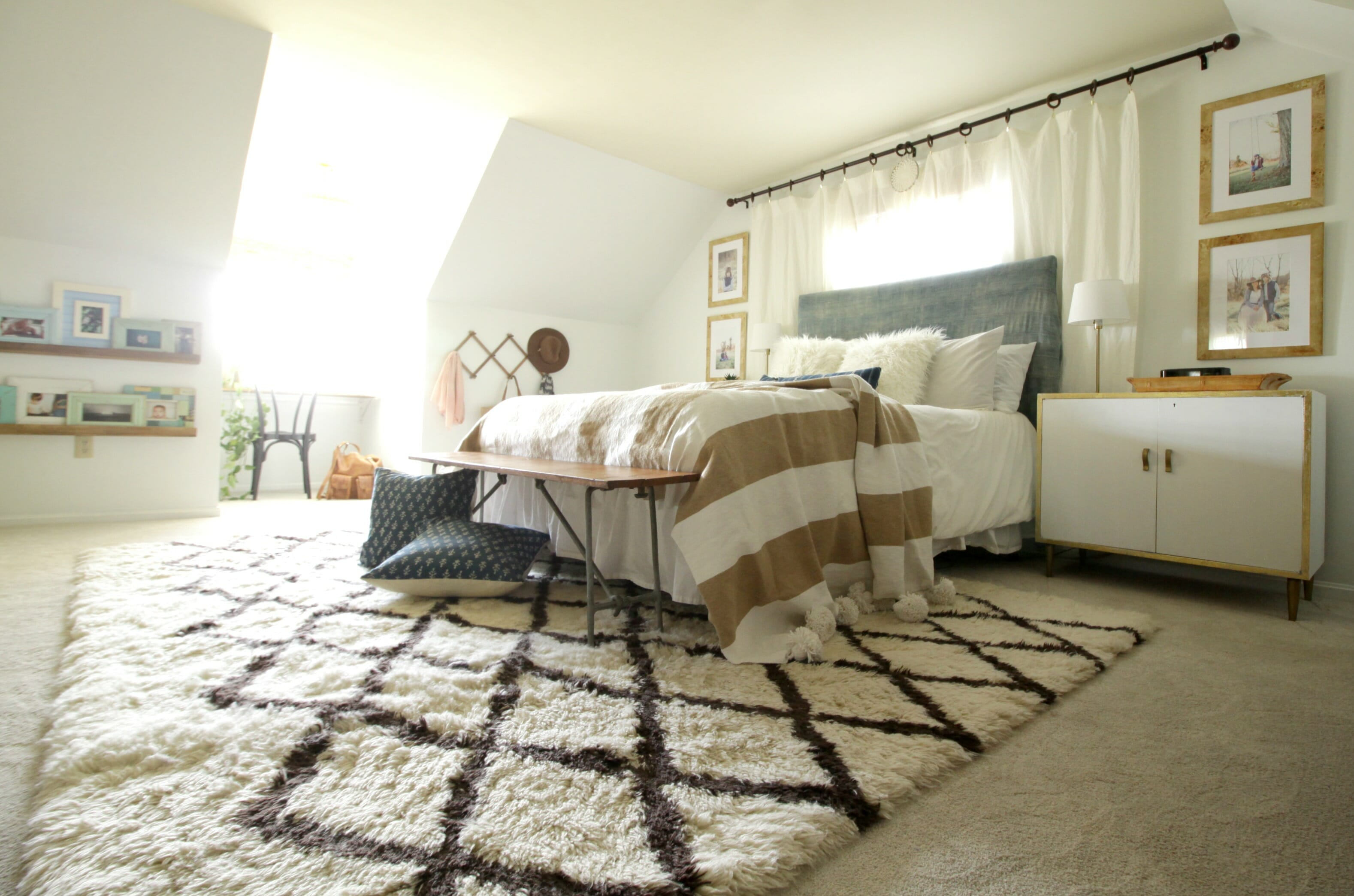 PetProof Bedroom Carpeting from The Home Depot Cassie Bustamante