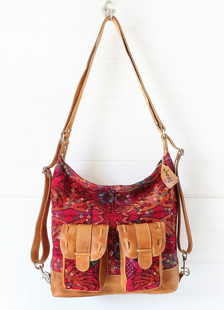 India Tribal Bag