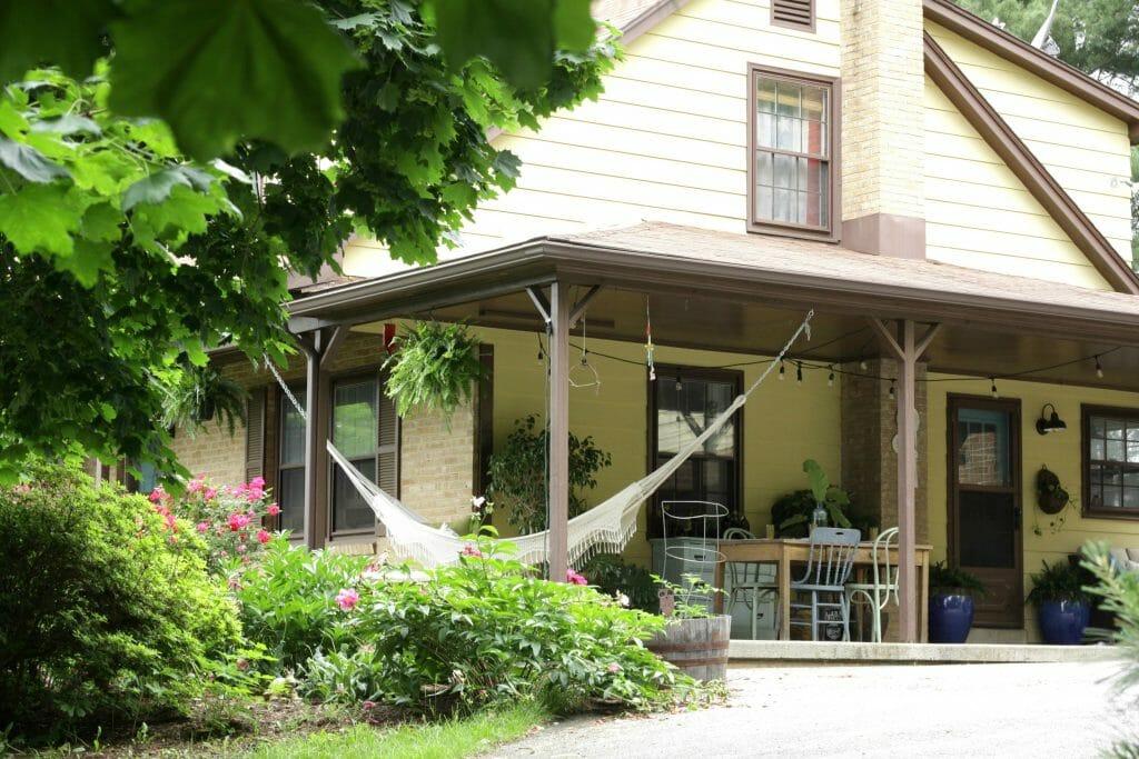 Wraparound Summer Boho Porch