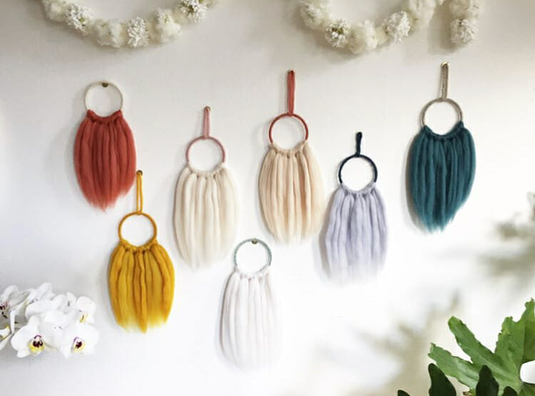 Ore & Wool Ornaments