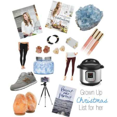 Gifts for Her: My Own Christmas List with a Funny Story about my Christmas Engagement