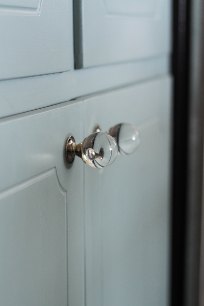 Glass Sphere knobs