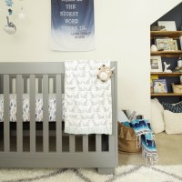 Nursery Progress: Babyletto Crib