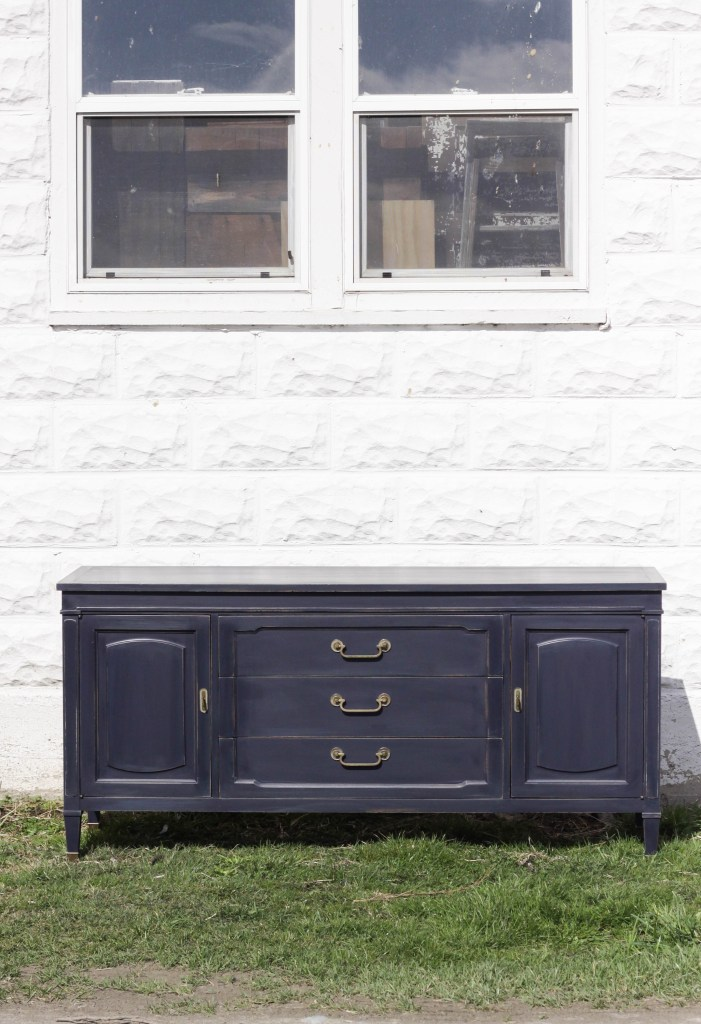 Coastal Blue Sideboard