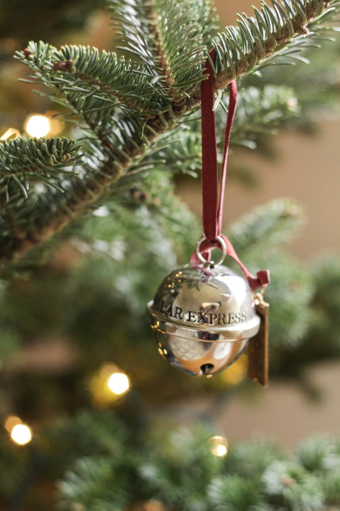 Polar Express Ornament