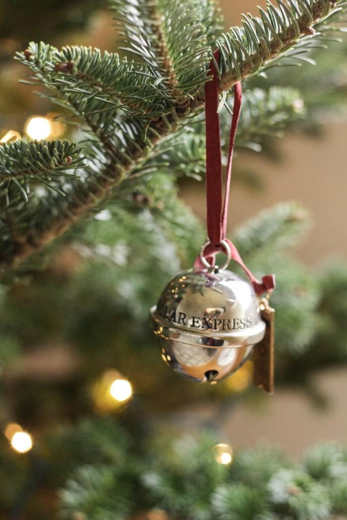 Polar Express Ornament