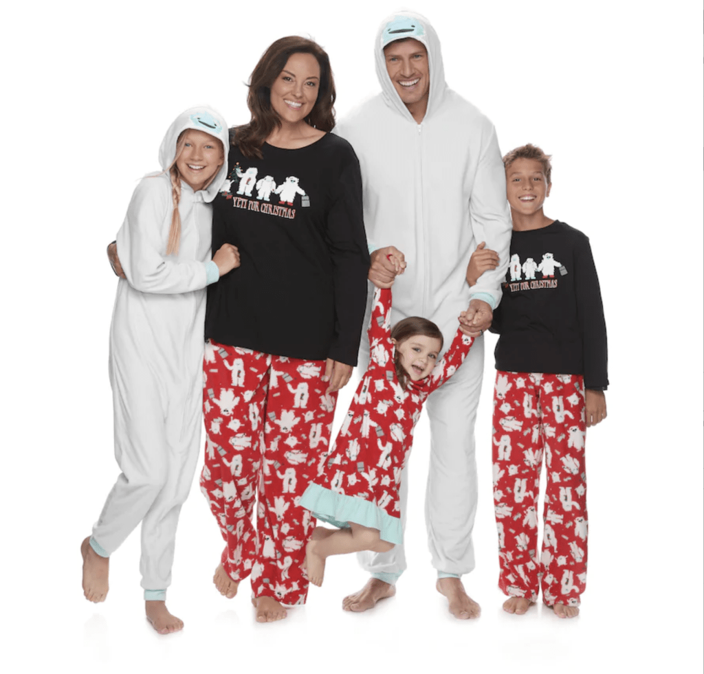 Best Source for affordable matching pajamas