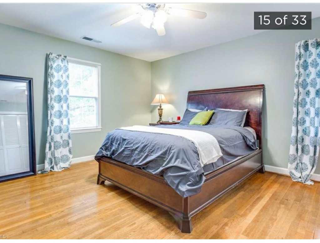 #that60srancher master bedroom