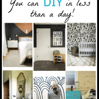 6 Easy Wall Treatments You Can DIY in a Day