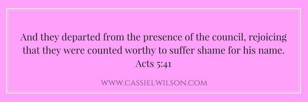 Acts 5-41