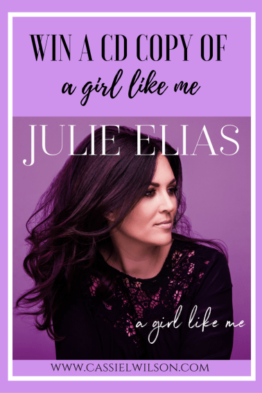 Julie Elias's new CD, A Girl Like Me