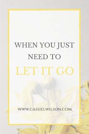 Faith for when all seems lost _ Cassie L. Wilson- Learning to be the light