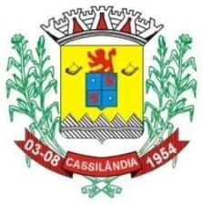 Prefeitura de Cassilândia alimentos para cestas de guarda, adoção e tutela