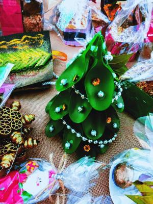 Le decorazioni fai da te dei bambini di Pignataro Interamna