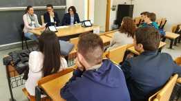 L'incontro è stato organizzato nell'ambito del ciclo Connessioni con cui Uniclam partecipa al Festival dello sviluppo sostenibile