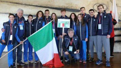 Calce, presidente del Cus Cassino, in Svizzera ai Mondiali di Cross Country