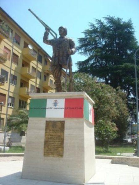 Monumento ad Enrico Toti