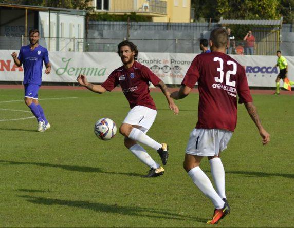 Serie D – Cassino (in 10) rimontato e superato nel finale: l'Atletico fa 3-2