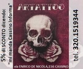 Artattoo Cassino