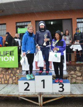 """18 marzo: podio della seconda gara podistica """"Elirunning"""" di 10 km a Frosinone"""