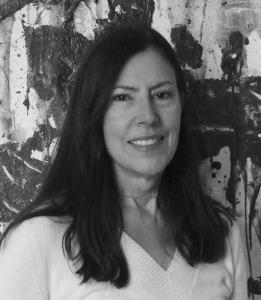 La designer Ginette Caron