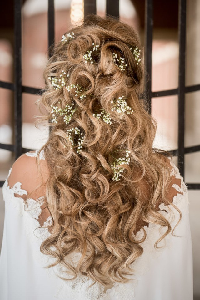 bridal portfolio for wedding hair stylist - new york & miami